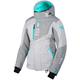 Women's Light Grey/Grey/Mint Renegade Jacket