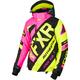 Women's Electric Pink/Black/Hi-Viz CX Jacket