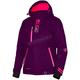Women's Plum Linen/Coral Pulse Jacket