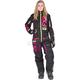 Women's Black/Electric Pink/Hi Vis Ranger Instinct Lite Monosuit