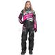 Women's Charcoal/Black Fade/Electric Pink Boost Lite Monosuit