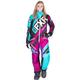 Women's Aqua/Wineberry/Black CX Insulated Monosuit