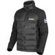 Black/Orange Podium Down Jacket