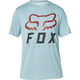 Pale Blue Heritage Forger SS Tech T-Shirt
