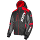 Black/Red/Charcoal Mission FX Jacket