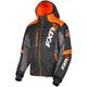 Black/Orange/Charcoal Mission FX Jacket