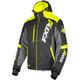 Black/Hi-Vis/Charcoal Mission FX Jacket