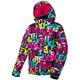 Youth Black FXR/Fuchsia Fresh Jacket