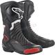 Black/Red SMX-6 v2 Boots