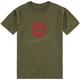 Olive Baseline T-Shirt