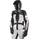 Women's Light Gray/Black/Mid Gray/Red Stella Andes Pro Drystar Tech Air Jacket
