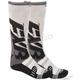 Charcoal/Grey Clutch Performance Socks - 181610-0805-00