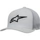 White/Black Ageless Stretch Mesh Hat