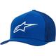 Royal Blue/White Ageless Stretch Mesh Hat