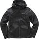 Black Stratified Jacket