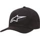 Black/White Ageless Curve Hat
