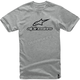 Heather Gray/Black Always Classic T-Shirt
