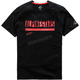 Black Stated Ride Dry T-Shirt