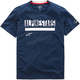 Navy Stated Ride Dry T-Shirt
