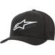 Women's Black/White Ageless Hat - 1W3881100102