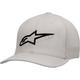 Women's Silver/Black Ageless Hat - 1W38811001900