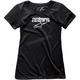 Women's Black Blaze T-Shirt