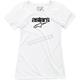 Women's White Blaze T-Shirt