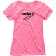 Women's Pink  Blaze T-Shirt