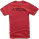 Youth Red/Black Blaze T-Shirt
