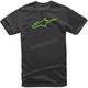 Youth Black/Green Ageless T-Shirt