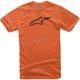 Youth Orange/Black Ageless T-Shirt