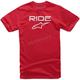 Youth Red/White Ride 2.0 T-Shirt