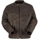 Indiana Brown Leather Jacket
