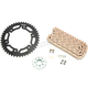 Gold HFRS Hyper Fast 520 Chain and Sprocket Kit - CKG6345