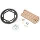 Gold HFRS Hyper Fast 520 Chain and Sprocket Kit - CKG6343