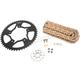 Gold HFRS Hyper Fast 520 Chain and Sprocket Kit - CKG6321