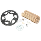 Gold HFRS Hyper Fast 520 Chain and Sprocket Kit - CKG6362