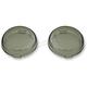 Smoke ProBeam Bullet Style Turn Signal Lenses - PRO-B-LENS-SMK
