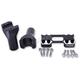 Reverse Cut 4 in. Assault Handlebar Risers for 1-1/4 in. Bars - TM-8601-4RC