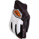 Black/Orange/White SC1 Gloves