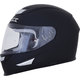 Matte Black FX-99 Helmet