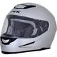 Silver FX-99 Helmet