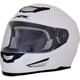 Pearl White FX-99 Helmet