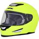 Matte Neon Yellow FX-99 Helmet