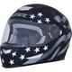 Stealth FX-99 Flag Helmet
