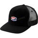 Black Voyager Trucker Hat  - 20066-001-01