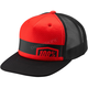 Red Quest Snapback Hat  - 20067-003-01