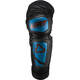 Fuel/Black EXT Knee and Shin Guards