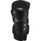 Black 3DF 5.0 Zip Knee Guard