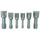 6-PC SAE Coarse Thread Restorer Tap Set - 2585